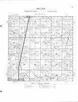 Galena Township, Trimont, Ormsby, Cedar Creek, Martin County 1961